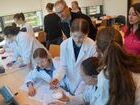 Girls Day in MINT-L^4-Chemie Workshop
